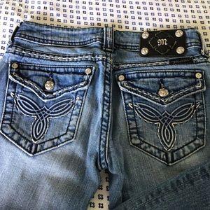 Miss Me Jeans - MISS ME CELTIC KNOT JEANS